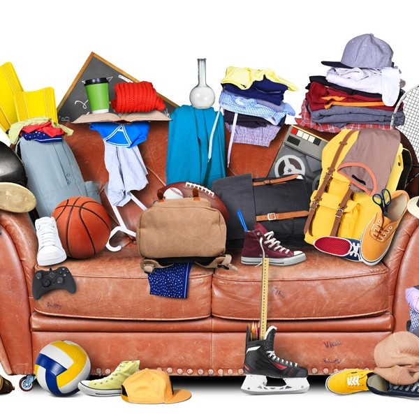 Seven Tips for Decluttering Your Home